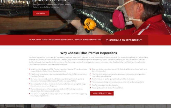 Pillar Premier Inspections